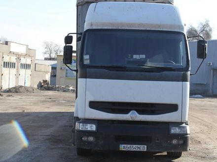 Белый Рено Премиум, объемом двигателя 11 л и пробегом 9 тыс. км за 9500 $, фото 1 на Automoto.ua