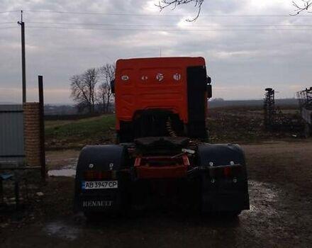 Красный Рено Премиум, объемом двигателя 11 л и пробегом 200 тыс. км за 5900 $, фото 1 на Automoto.ua