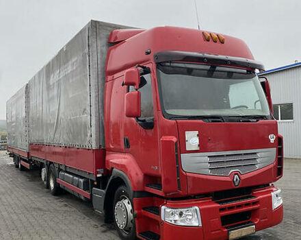Красный Рено Премиум, объемом двигателя 11 л и пробегом 658 тыс. км за 20000 $, фото 1 на Automoto.ua