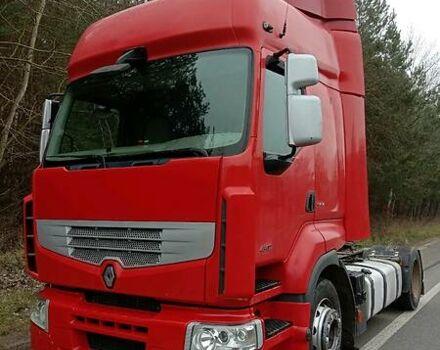Красный Рено Премиум, объемом двигателя 11 л и пробегом 997 тыс. км за 8200 $, фото 1 на Automoto.ua