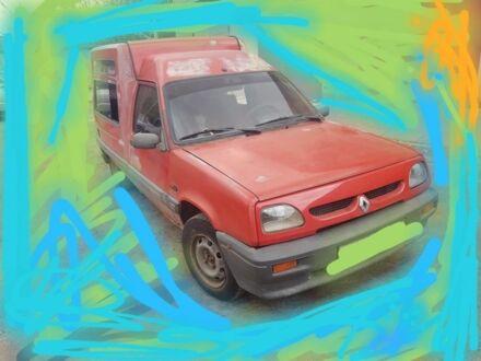 Червоний Рено Рапід, об'ємом двигуна 1.9 л та пробігом 313 тис. км за 1000 $, фото 1 на Automoto.ua