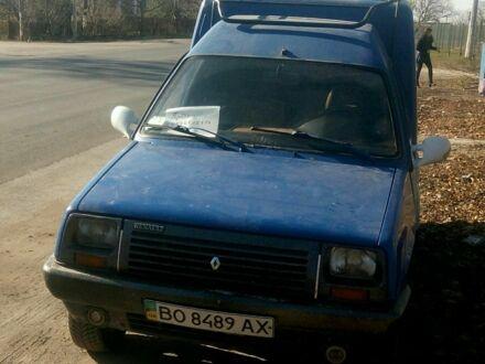 Синій Рено Рапід, об'ємом двигуна 1.9 л та пробігом 350 тис. км за 1800 $, фото 1 на Automoto.ua