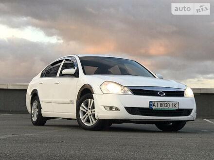Белый Рено Samsung, объемом двигателя 2 л и пробегом 249 тыс. км за 5500 $, фото 1 на Automoto.ua