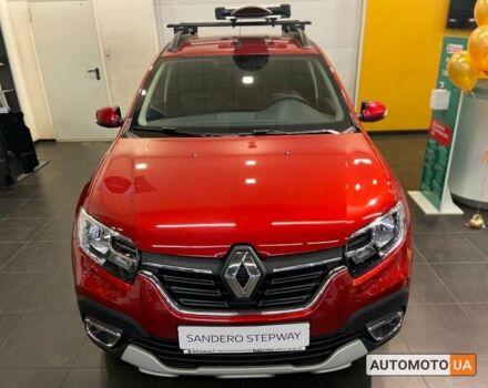 купить новое авто Рено Сандеро СтэпВэй 2020 года от официального дилера Фаворит Авто Винница Рено фото