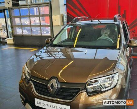купить новое авто Рено Сандеро СтэпВэй 2021 года от официального дилера Фаворит Авто Винница Рено фото