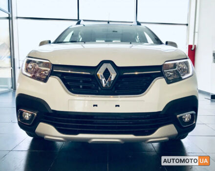 купити нове авто Рено Сандеро СтепВей 2021 року від офіційного дилера АВТО Акорд Рено фото