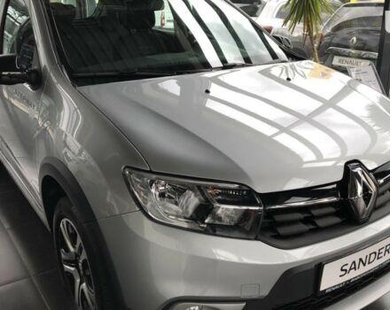 купити нове авто Рено Сандеро 2020 року від офіційного дилера ООО«Торговый дом «Фаворит – Авто» Рено фото