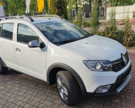купити нове авто Рено Сандеро 2021 року від офіційного дилера ТзОВ Луцьк-Експо Рено фото