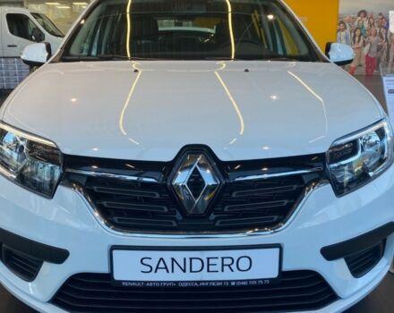 купити нове авто Рено Сандеро 2021 року від офіційного дилера Автоцентр Rеnault ТОВ «Авто Груп+» Суворовський» Рено фото