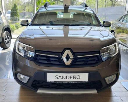 купити нове авто Рено Сандеро 2021 року від офіційного дилера АДАМАНТ МОТОРС ЗАПОРІЖЖЯ Рено фото