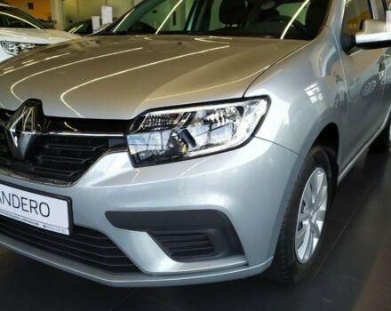 купить новое авто Рено Сандеро 2021 года от официального дилера АВТОГРУП Кропивницкий Рено фото