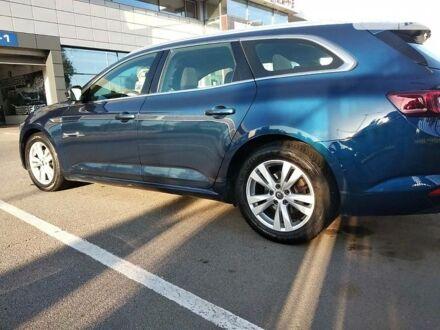 Синій Рено Talisman, об'ємом двигуна 1.5 л та пробігом 169 тис. км за 15300 $, фото 1 на Automoto.ua