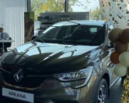 Рено Arkana, объемом двигателя 1.33 л и пробегом 0 тыс. км за 25270 $, фото 1 на Automoto.ua