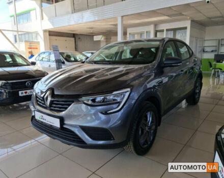 купить новое авто Рено Arkana 2020 года от официального дилера Европа Плюс Рено фото