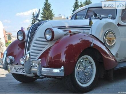 Білий Ретро Классические, об'ємом двигуна 2.7 л та пробігом 5 тис. км за 35000 $, фото 1 на Automoto.ua