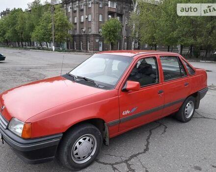Червоний Ретро Классические, об'ємом двигуна 1.4 л та пробігом 82 тис. км за 4000 $, фото 1 на Automoto.ua