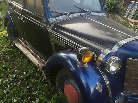Ретро Классические, объемом двигателя 0 л и пробегом 60 тыс. км за 5000 $, фото 1 на Automoto.ua