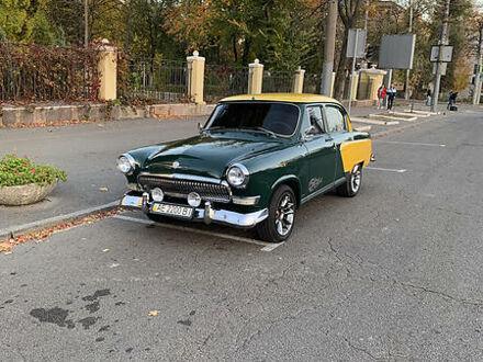 Зеленый Ретро Классические, объемом двигателя 2.5 л и пробегом 28 тыс. км за 10400 $, фото 1 на Automoto.ua