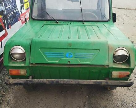 Зелений Ретро Классические, об'ємом двигуна 1 л та пробігом 5 тис. км за 500 $, фото 1 на Automoto.ua
