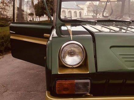 Зелений Ретро Классические, об'ємом двигуна 0.35 л та пробігом 18 тис. км за 5000 $, фото 1 на Automoto.ua