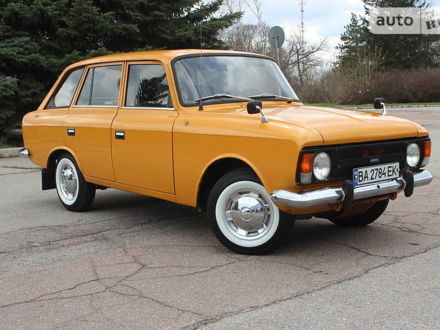 Оранжевый Ретро Классические, объемом двигателя 1.5 л и пробегом 37 тыс. км за 4000 $, фото 1 на Automoto.ua