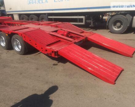 Красный Ролфо Биззард, объемом двигателя 0 л и пробегом 25 тыс. км за 7900 $, фото 1 на Automoto.ua