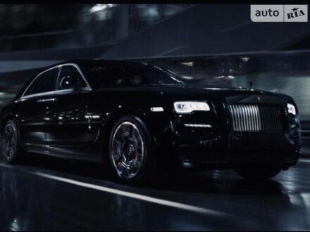 Чорний Ролс Ройс Ghost, об'ємом двигуна 6.6 л та пробігом 48 тис. км за 259000 $, фото 1 на Automoto.ua