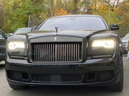 Черный Ролс Ройс Гост, объемом двигателя 6.6 л и пробегом 7 тыс. км за 360000 $, фото 1 на Automoto.ua