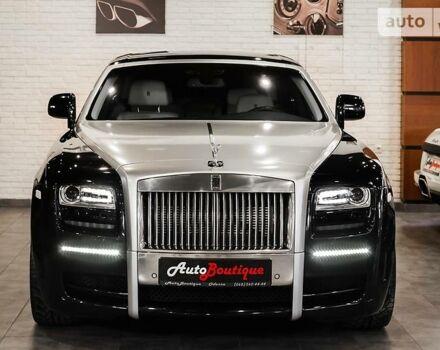 Чорний Ролс Ройс Ghost, об'ємом двигуна 6.6 л та пробігом 63 тис. км за 210000 $, фото 1 на Automoto.ua