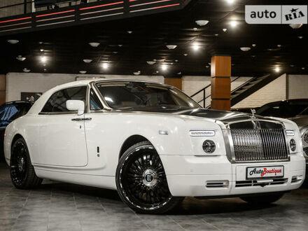 Білий Ролс Ройс Фантом, об'ємом двигуна 6.7 л та пробігом 7 тис. км за 280000 $, фото 1 на Automoto.ua