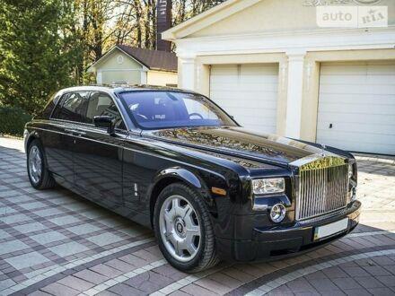 Чорний Ролс Ройс Фантом, об'ємом двигуна 6.7 л та пробігом 26 тис. км за 150000 $, фото 1 на Automoto.ua