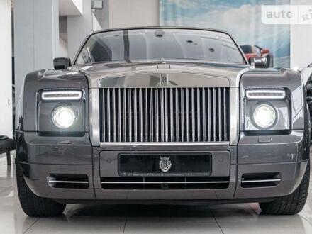 Сірий Ролс Ройс Фантом, об'ємом двигуна 6.7 л та пробігом 34 тис. км за 208900 $, фото 1 на Automoto.ua