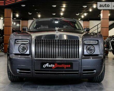 Сірий Ролс Ройс Фантом, об'ємом двигуна 6.75 л та пробігом 20 тис. км за 0 $, фото 1 на Automoto.ua