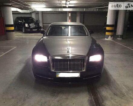 Коричневий Ролс Ройс Wraith, об'ємом двигуна 6.6 л та пробігом 8 тис. км за 360000 $, фото 1 на Automoto.ua