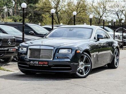 Сірий Ролс Ройс Wraith, об'ємом двигуна 6.6 л та пробігом 27 тис. км за 270000 $, фото 1 на Automoto.ua