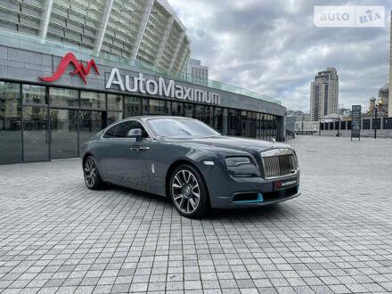 Сірий Ролс Ройс Wraith, об'ємом двигуна 6.6 л та пробігом 2 тис. км за 641773 $, фото 1 на Automoto.ua