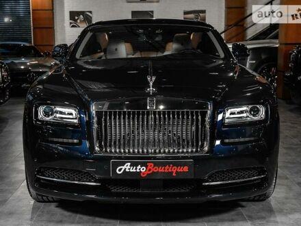 Синій Ролс Ройс Wraith, об'ємом двигуна 6.6 л та пробігом 40 тис. км за 260000 $, фото 1 на Automoto.ua