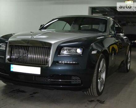 Сірий Ролс Ройс Wraith, об'ємом двигуна 6 л та пробігом 1 тис. км за 350000 $, фото 1 на Automoto.ua