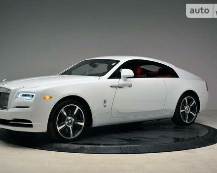 Белый Ролс Ройс Wraith, объемом двигателя 6.6 л и пробегом 1 тыс. км за 505000 $, фото 1 на Automoto.ua