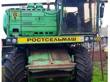Зеленый Ростсельмаш Дон 1500Б, объемом двигателя 14.86 л и пробегом 10 тыс. км за 13200 $, фото 1 на Automoto.ua