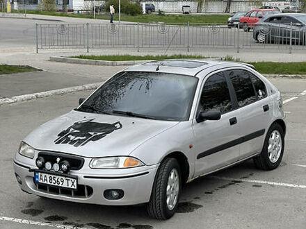 Серый Ровер 216, объемом двигателя 1.6 л и пробегом 187 тыс. км за 4200 $, фото 1 на Automoto.ua