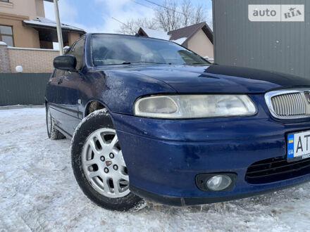 Синій Ровер 416, об'ємом двигуна 1.6 л та пробігом 250 тис. км за 3200 $, фото 1 на Automoto.ua