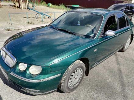 Зелений Ровер 75, об'ємом двигуна 2 л та пробігом 220 тис. км за 4000 $, фото 1 на Automoto.ua