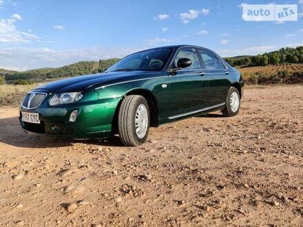 Зелений Ровер 75, об'ємом двигуна 1.8 л та пробігом 56 тис. км за 8000 $, фото 1 на Automoto.ua