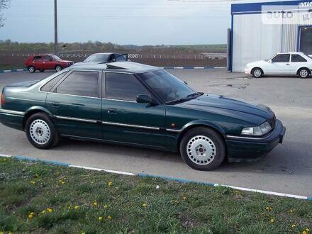 Зелений Ровер 827, об'ємом двигуна 2.5 л та пробігом 293 тис. км за 3200 $, фото 1 на Automoto.ua