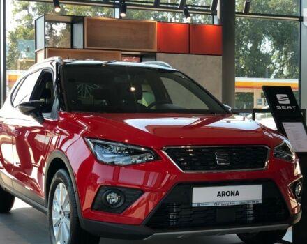 купити нове авто Сеат Arona 2021 року від офіційного дилера СЕАТ Центр Київ Сеат фото