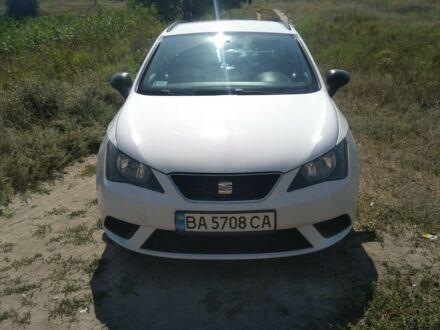 Білий Сеат Ibiza, об'ємом двигуна 1.2 л та пробігом 200 тис. км за 7300 $, фото 1 на Automoto.ua