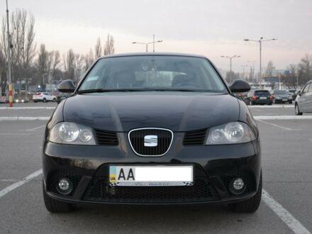 Чорний Сеат Ibiza, об'ємом двигуна 2 л та пробігом 172 тис. км за 5800 $, фото 1 на Automoto.ua