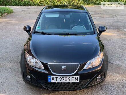 Чорний Сеат Ibiza, об'ємом двигуна 1.2 л та пробігом 196 тис. км за 6450 $, фото 1 на Automoto.ua