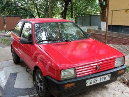 Красный Сеат Ибица, объемом двигателя 0.9 л и пробегом 1 тыс. км за 1250 $, фото 1 на Automoto.ua